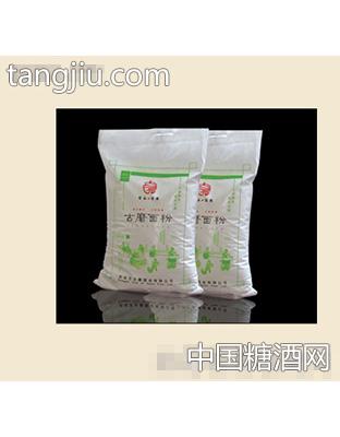晋谷古磨有机石磨面粉10公斤