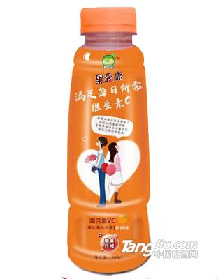 汇恋-果爱康-维生素补水液(柑橘味)