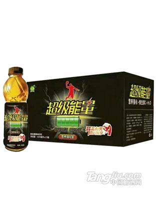 超级能量维生素果味饮料