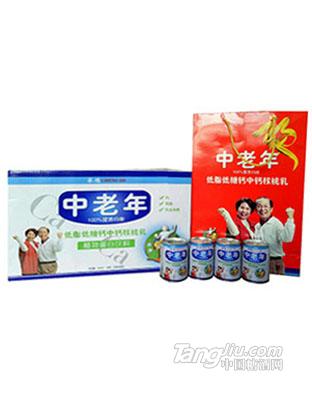 承德-中老年低脂低糖钙中钙核桃乳