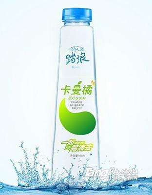 踏浪-卡曼橘苏打水-500ml