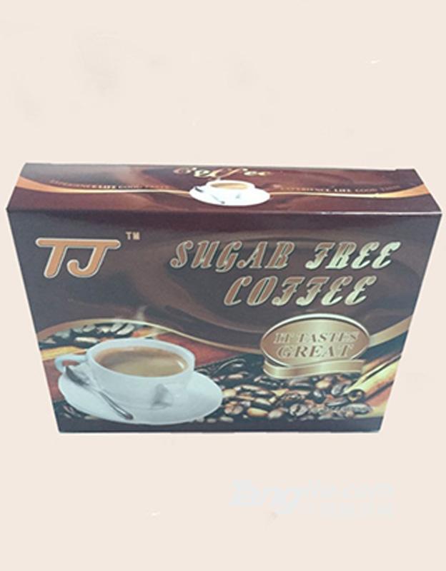 外贸出口包装挺佳无糖咖啡粉