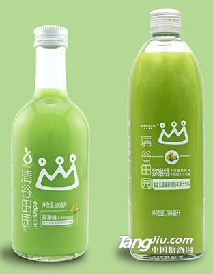 清谷田园-50%复合乳酸菌猕猴桃汁饮料-780、330ml