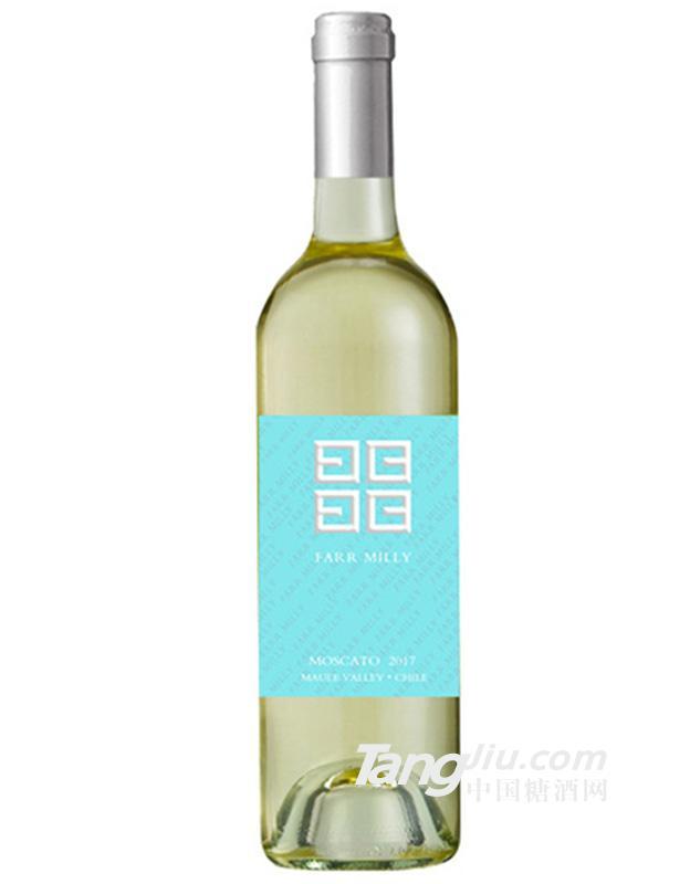 法米丽莫斯卡托甜白葡萄酒