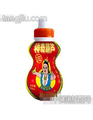 神奇葫芦乳味饮料225ml(红)