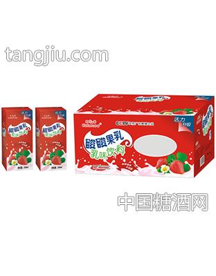 酸酸果乳开窗礼盒250mlx12盒