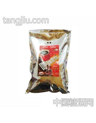 花语咖啡机专用速溶卡布奇诺咖啡