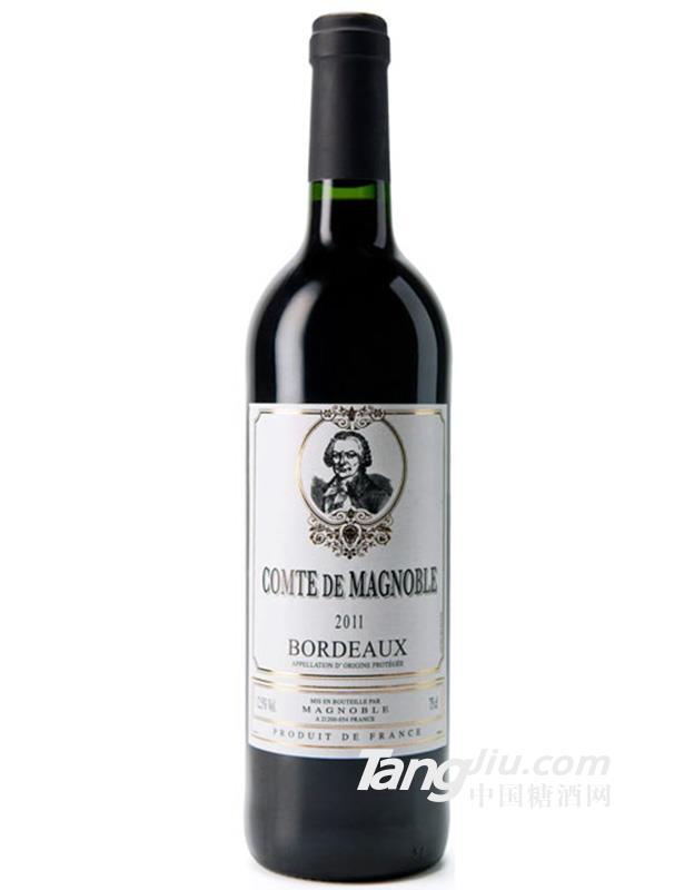 马格男爵波尔多红葡萄酒
