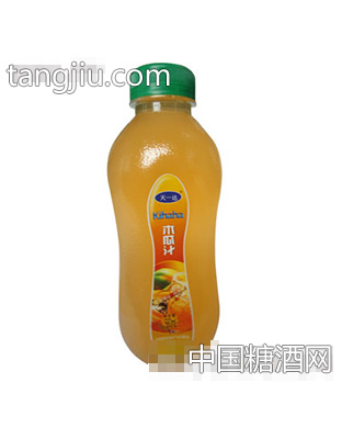 天一达木瓜汁