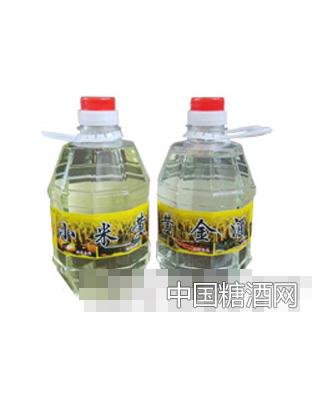 吉柳小米黄金酒1L