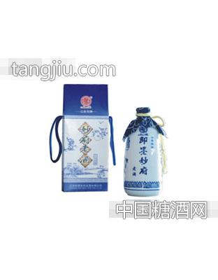 妙府老酒青花瓷(500ml)