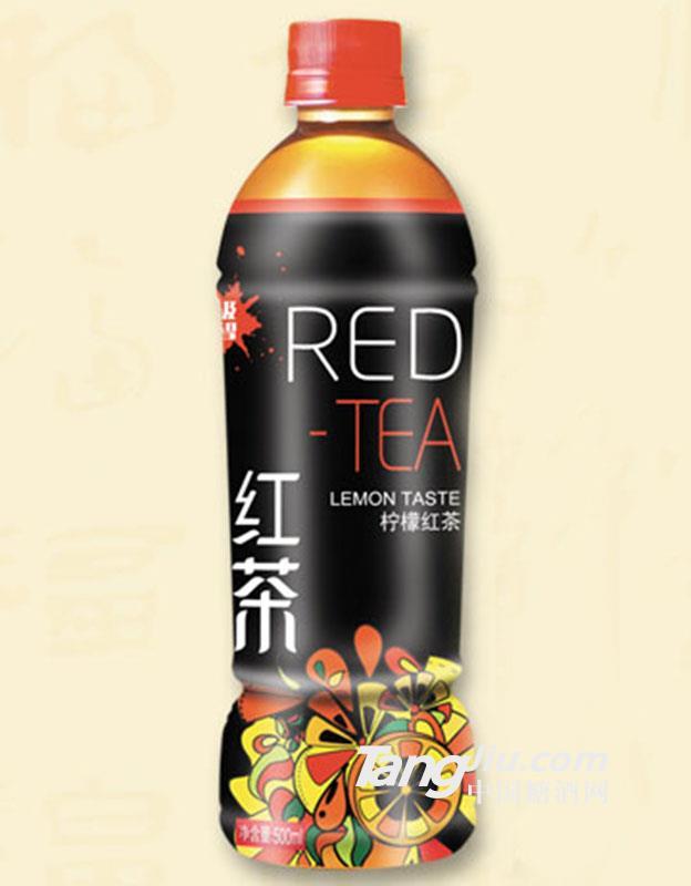 极智柠檬红茶500ml