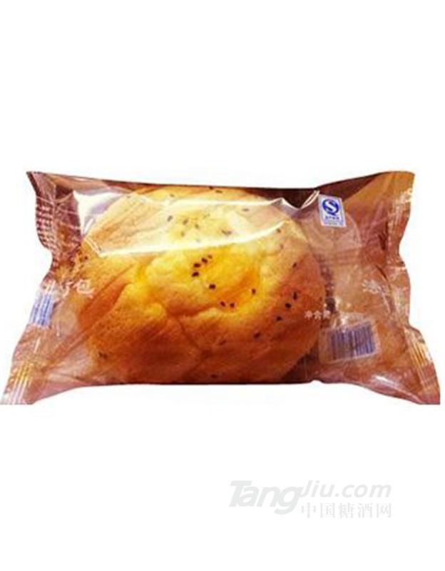 金郁芝麻法式软面包