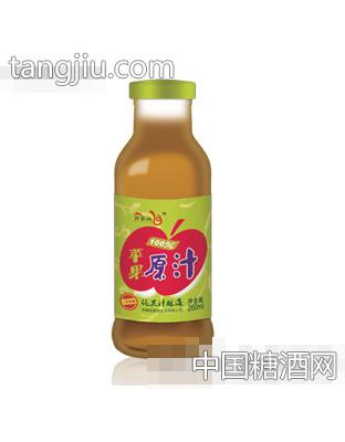 苹果原汁260ml