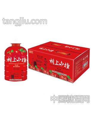 京绿园野山楂果汁果肉饮料