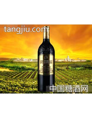 中粮名庄荟波连特年份特选干红葡萄酒