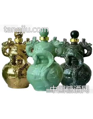 今玉缘中国龙系列酒