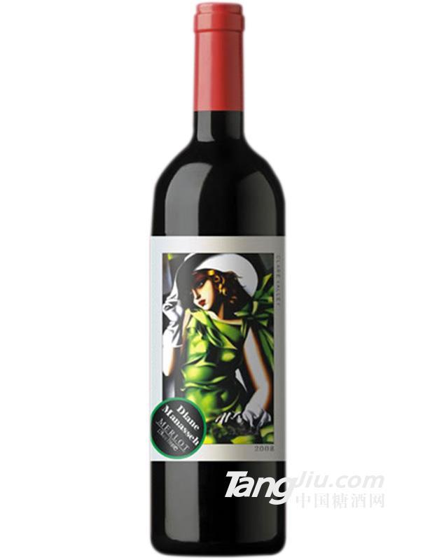 皇家路易干红葡萄酒2007