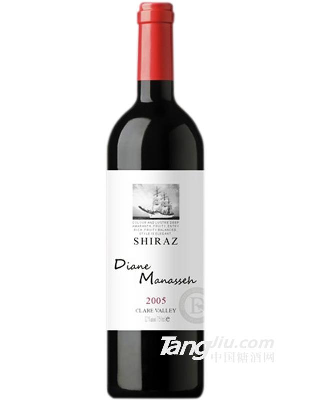 皇家路易干红葡萄酒2005