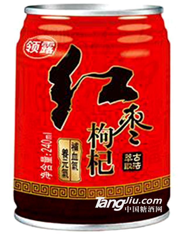 领露-红枣枸杞240ml