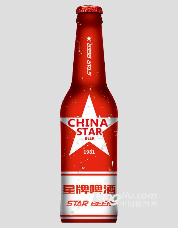 星牌啤酒瓶装