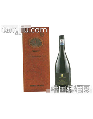拉唯诺私酿赤霞珠干红葡萄酒
