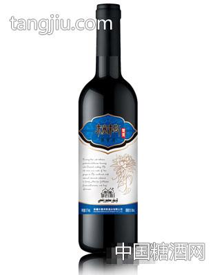 木塞来斯雪莲葡萄酒375ml