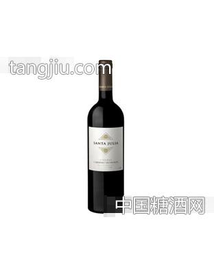圣茱莉亚陈酿赤霞珠葡萄酒