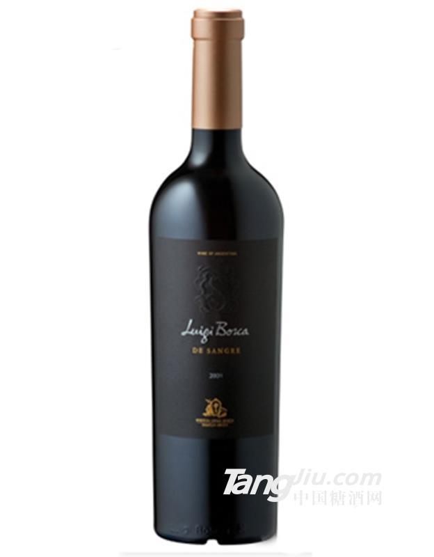路易波斯卡血统传承干红葡萄酒