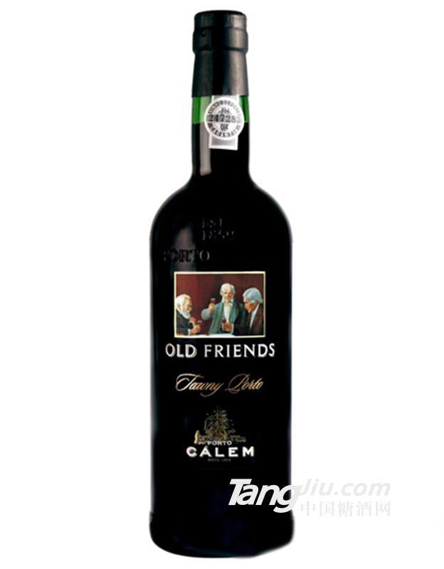 老朋友茶色红波特酒