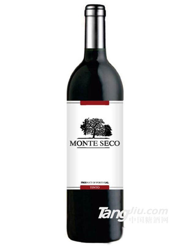圣殿山干红葡萄酒