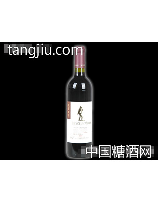 落英山2008干红葡萄酒
