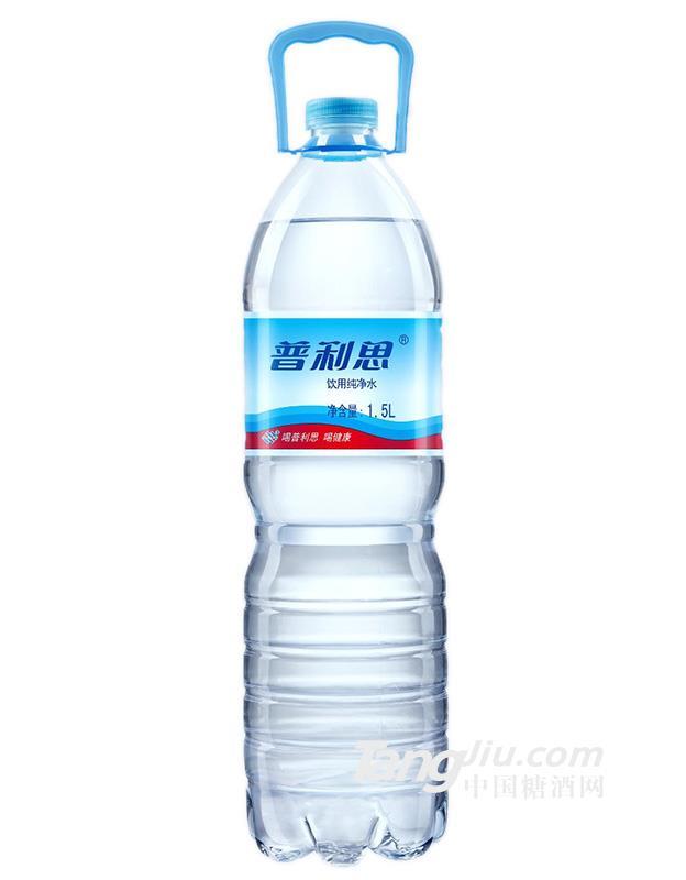 瓶装饮用纯净水-1.5L