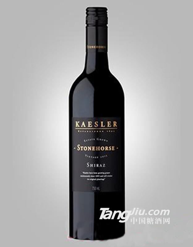 凯斯勒石马西拉干红葡萄酒
