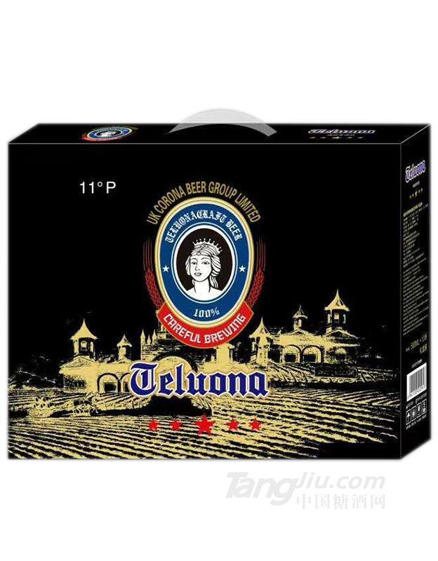 科罗娜 黑啤酒