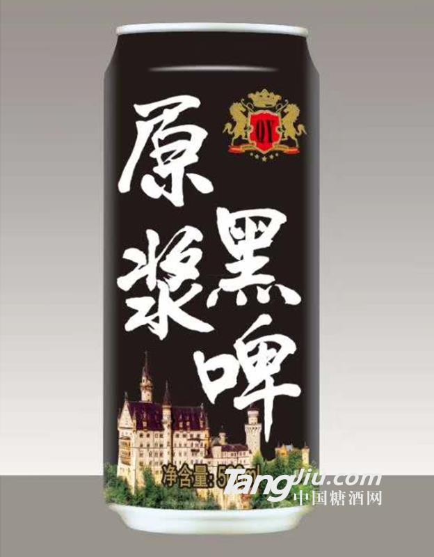 原浆黑啤500ml×12瓶