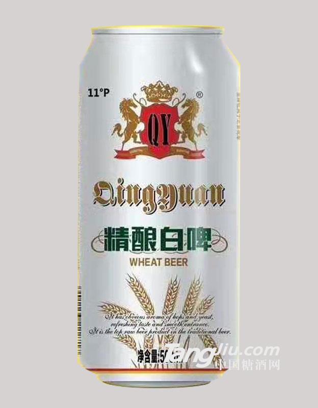 皇家白啤500mlx12瓶