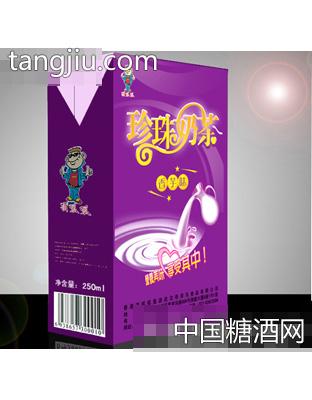 利乐包装奶茶(香芋)