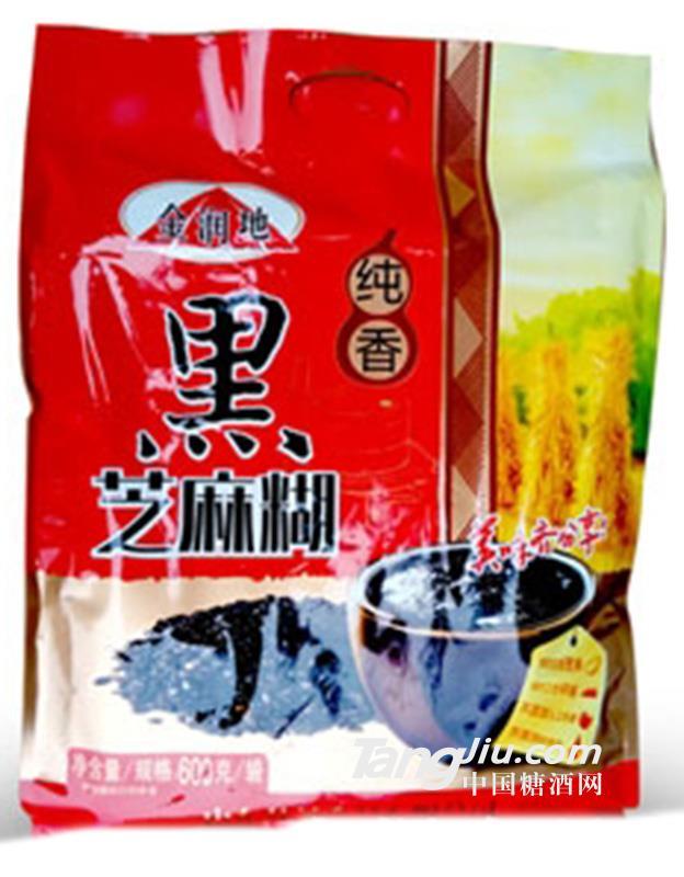 金润地黑芝麻糊纯香(600克)