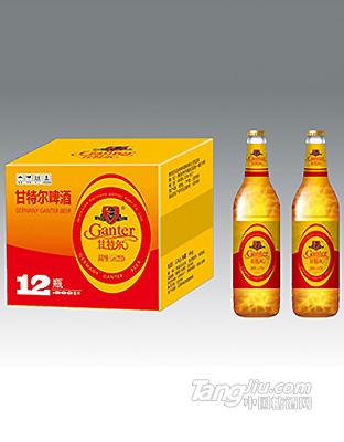 甘特尔超纯啤酒 500ml