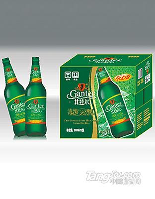 甘特尔清纯啤酒 500ml