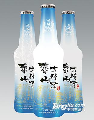 泰山大将军啤酒 236ml