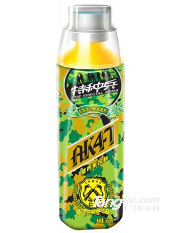 特种兵AK47功能类饮料