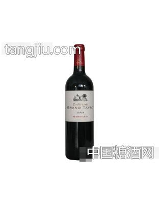塔雅克庄园精选干红葡萄酒