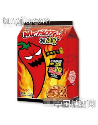 旺旺Mr.Hot辣人挑豆