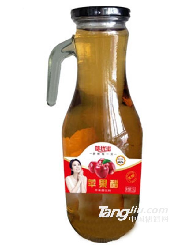 味优滋苹果醋饮料1.5L
