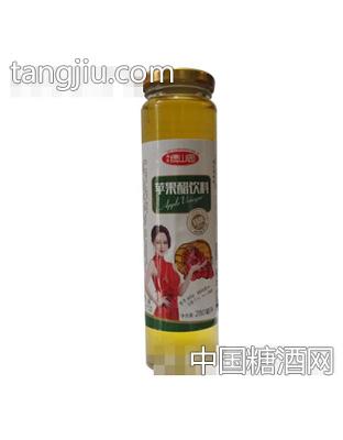 绿山园苹果醋饮料280ml