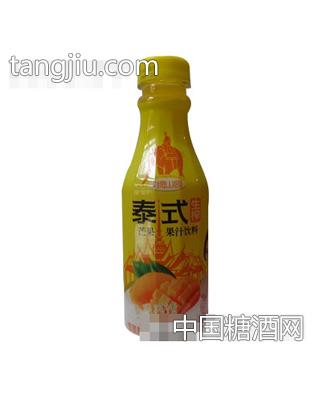 绿山园泰式生榨芒果果汁500ml