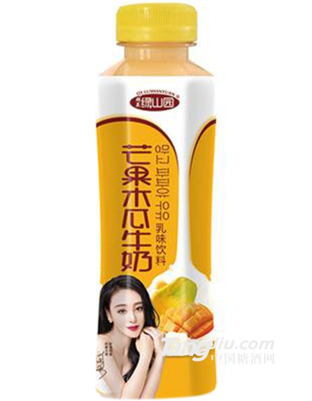 芒果木瓜牛奶乳味饮料500ml
