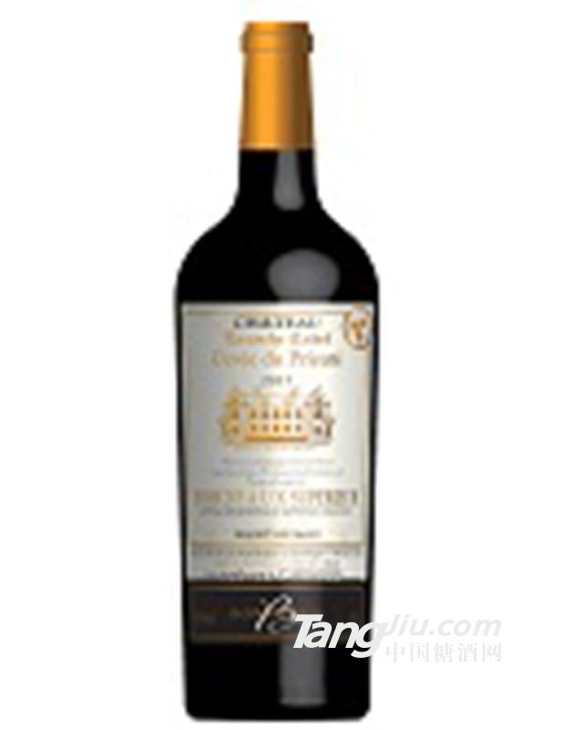 卡娅城堡干红葡萄酒